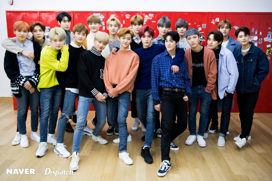 NCT 2018 Albums